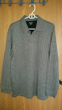 Geoffrey Beene sweater with collar Silver Spring, 20905