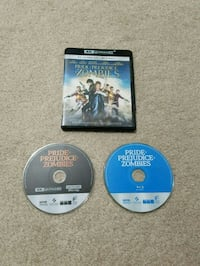 Pride and Prejudice and Zombies 4K Fairfax, 22033