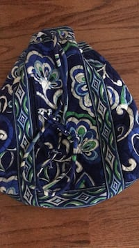 black, green, and white floral textile Rockville, 20850
