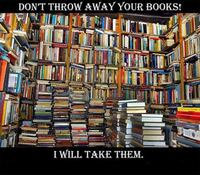 We accept donations/buy all your new and used books for cash ! Toronto, M6N 4S5