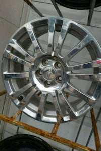 Set of 4 Chevy 17 inch wheels Washington, 20011