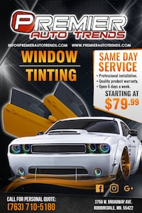 Window tint