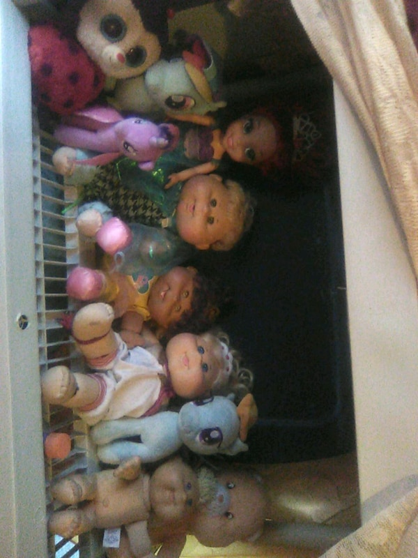 Cabbage Patch My Little Pony Care Bear Offer Up