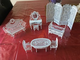 Miniature Furniture Set