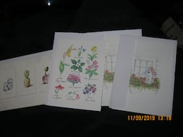 $1 for Four Blank General Cards