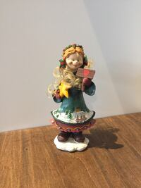 Christmas knickknack decor