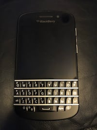 BlackBerry Q10 BB like new mint cond firm Mississauga, L5M 4H7