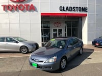 2007 Honda Accord 2.4L Fuel Efficient 07 GLADSTONE, 97027