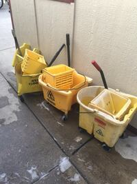 janitorial $25 each set or $50 all three Manteca