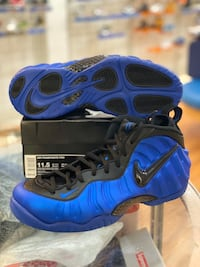 Brand new Cobalt foams size 11.5 Silver Spring, 20902