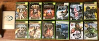 Assorted Xbox 360 games