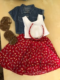 American Girl Doll Sale Retro 1998 Play Outfit Fredericksburg, 22406
