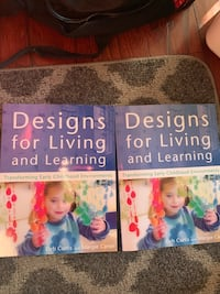 Designs for living and learning text book Brampton, L6Y 4T2