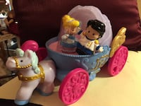 Me / Fisher Price Little People Disney Princess Carriage Chesapeake, 23323
