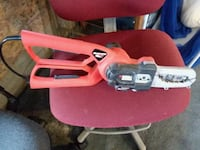 Black and decker alligator electric chain saw Bunker Hill, 25413