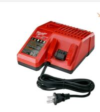Multi-Voltage Battery Charger  Camden, 08104
