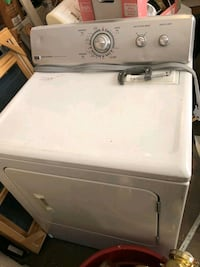 white front-load clothes dryer Kansas City, 64108