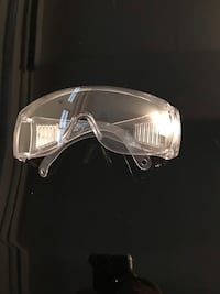 Safety Clear Glasses Googles
