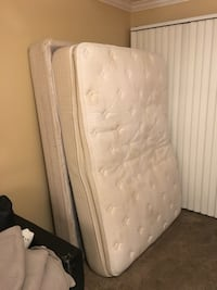 Full size mattress and box for $50 San Diego, 92129