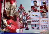 Hot Toys Iron Man Mark 47 Diecast Innisfil, L0L 1L0