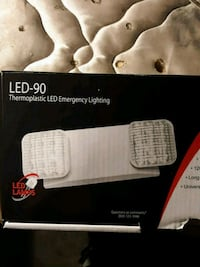 Brand new LED emergency lights Glen Burnie, 21061