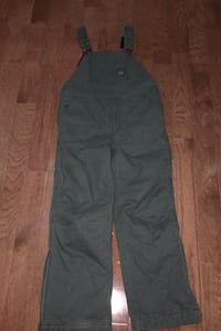 Boys NEW overalls (fleece lined) - size L Mississauga, L4Z