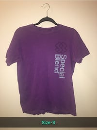 purple crew-neck shirt Nampa, 83651