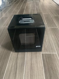 """12"""" portable microwave for sale $140"""