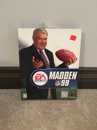 Classic PC Game - EA Sports Madden 99 Calgary