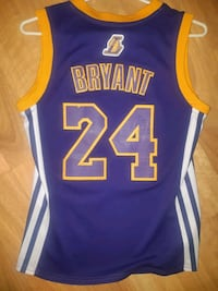 Adidas Los Angeles Lakers Kobe Bryant women's Jersey