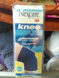 (New) never used nexcare knee slip on compression