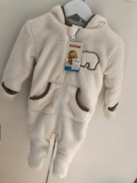 Ny baby overall 0-3 months Malmø, 216 15