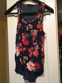 black and red floral sleeveless dress Waterdown, L9H 7E6
