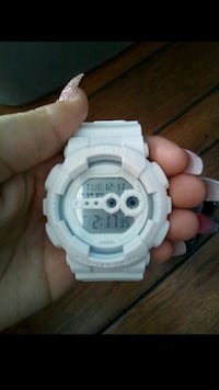 round white Casio G-Shock digital watch Chula Vista, 91911