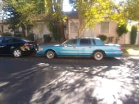 Lincoln - Town Car - 1990 Los Angeles County, 91602