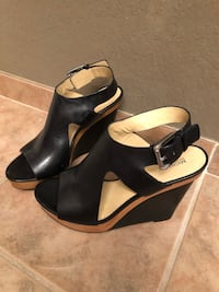 Michael Kors wedge sandals Costa Mesa, 92627