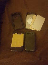 assorted-color smartphone case lot Didsbury, T0M 0W0