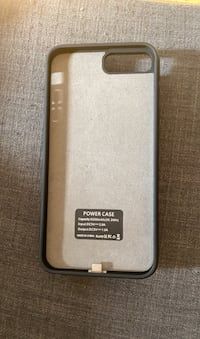 8200mAh power case. IPhone 7/8 plus Toronto, M6K 2K1