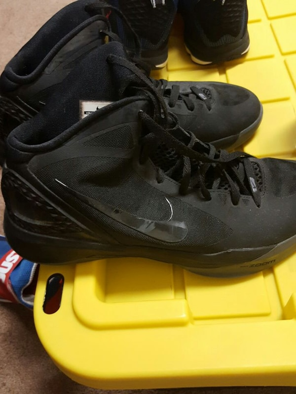 61647c1867cb Used Nike flywire