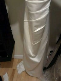 Off white wedding dress size 16 Gaithersburg, 20878