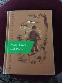 More times and places basic reader Wyoming, 49509