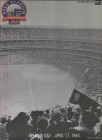 NEW YORK METS LITHOGRAPH Brooklyn, 11214