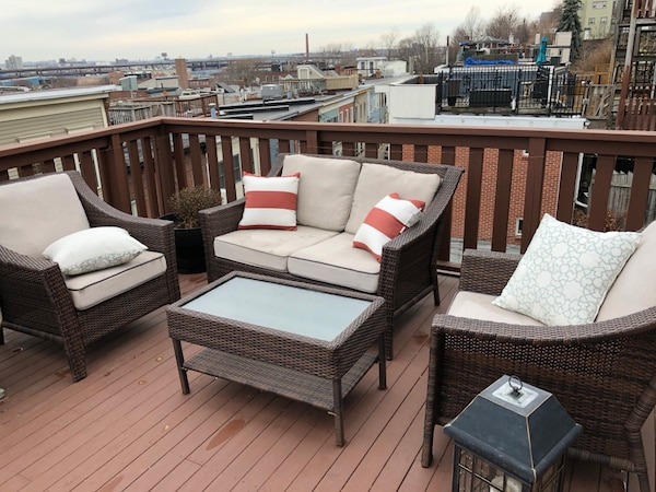 Outdoor Furniture Set - Used Outdoor Furniture Set For Sale In Boston - Letgo