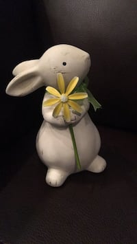 Spring  bunny (ceramic) Washington, 20036