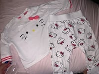 6-9 months hello kitty 2 piece track suit  Toronto, M3N
