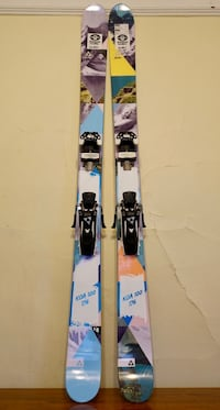 Fischer Skis with Bindings