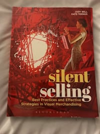 Silent selling 5th edition textbook Toronto, M3A 1N3