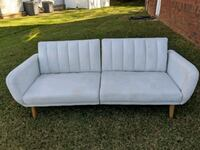 New Sleep Sofa-stained and has a torn area Murfreesboro