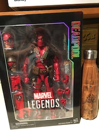 "Marvel Legends 12"" Deadpool Figure  Langley, V2Y 1B5"
