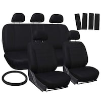 Car Seat Cover - Black  Toronto, M1R 3N7